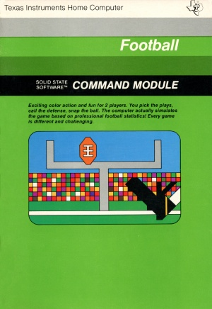 Football Manual Front Cover