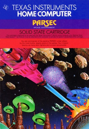 Parsec Manual (Front Cover0