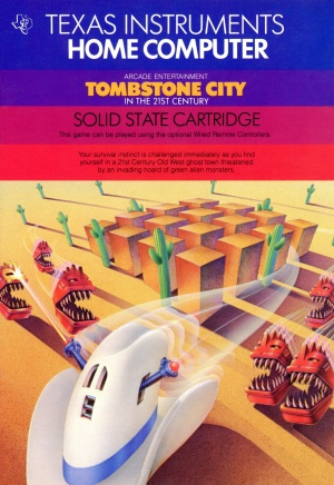 Tombstone City Manual Cover